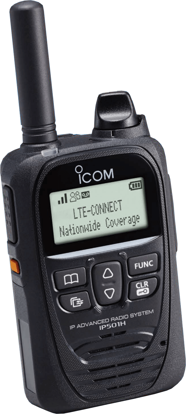 Communication Radiotech | Radio ICOM IP501